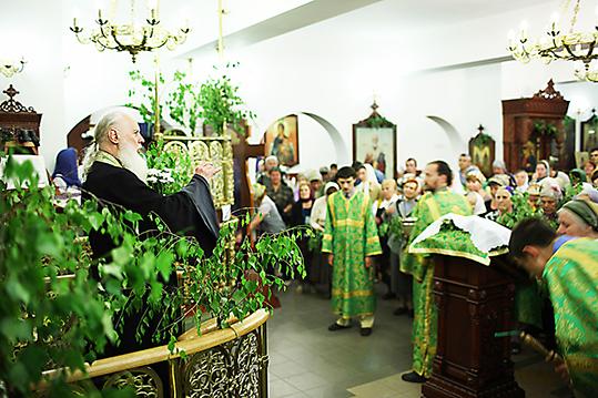 День Святой Троицы: Ввоскресенье православные христиане отметят великий праздник